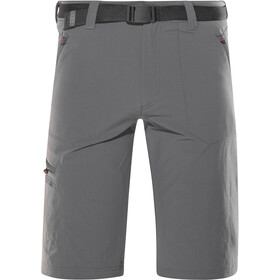 Maier Sports Nil Bermuda court Homme, graphite